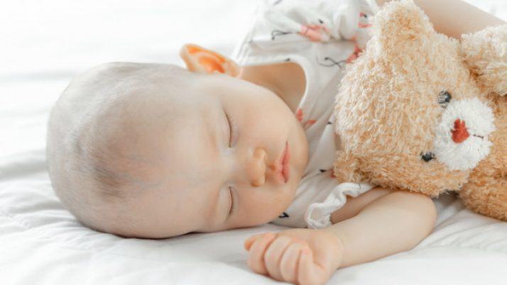 O Sono do Bebê de 6 a 8 meses